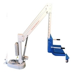 Rotational Series R-375 Above Ground Pool Lift with Round Anchor