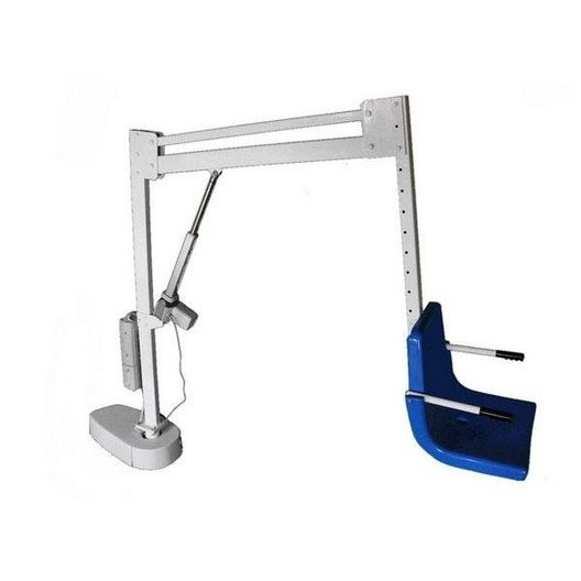 Rotational Series R-450A Above Ground Pool Pool Lift with Concrete Anchor Sleeve