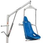 EZ Pool Lift Hard Seat