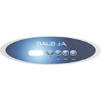 Balboa - MVP260 2 Jet Buttons Control Panel Overlay - 322167
