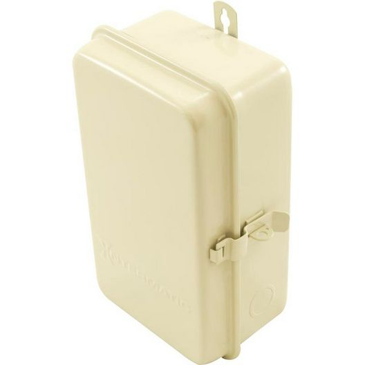 Pool Pump 4-Circuit Digital Timer with Metal Enclosure (Seasonal Adjust Switch)