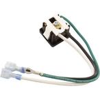 Hayward - Snap-In 15 Amp Outlet Replacement for Salt Chlorine Generators, 120V - 322698