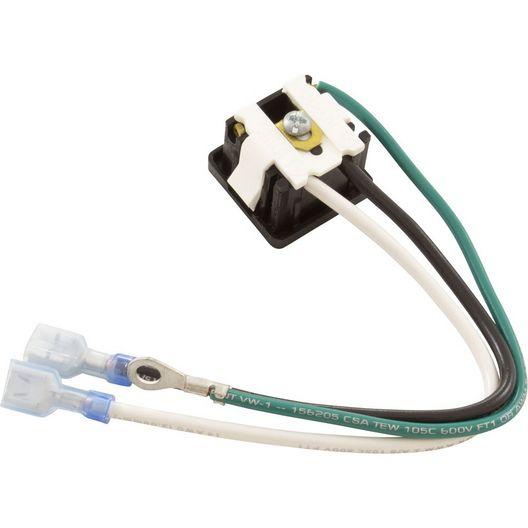 Snap-In 15 Amp Outlet Replacement for Salt Chlorine Generators, 120V