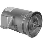 Horizontal 15 HP Three Phase Purex Replacement Pump Motor, 40.0-38.0/19.0A 208-220/440V