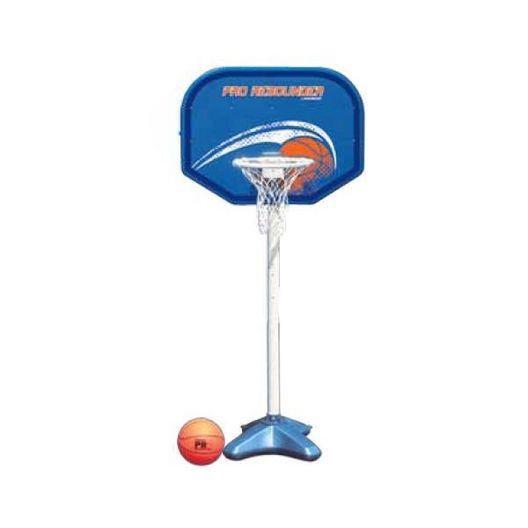 Pro Rebounder Adjustable Poolside Basketball Game