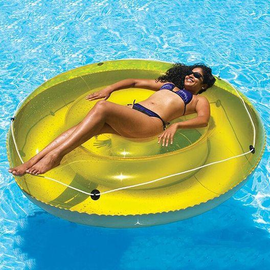 Swimline - 6' Sun Tan Lounger Island - 323218