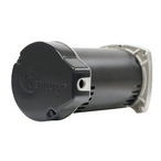 HSQ165 Square Flange 1.65 THP 48Y Pool and Spa Motor, 115/230V
