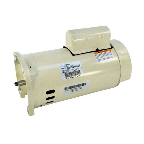 Pentair - Single Speed 2HP High Efficiency Replacement Motor, 208-230V, Almond