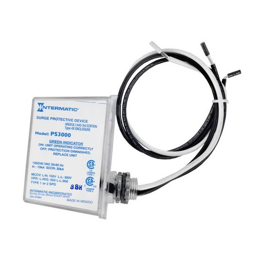 PS3000 Surge Protector for Pool Pumps, Heat Pumps, and Motors - 323433