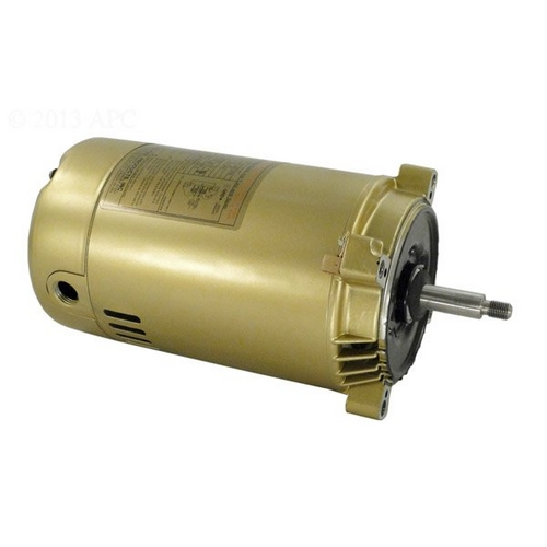 Hayward - 1/2 HP Single Phase Threaded Shaft 115V Motor for Super Pump