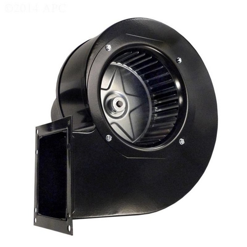 Raypak - Air Combustion Blower, Right Hand, 302-2342