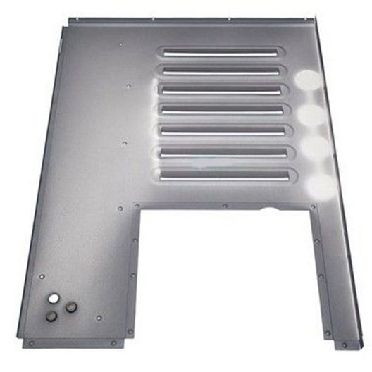 Raypak - Jacket Left Side Panel for 206A-406A Heater - 324462