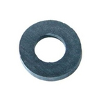 C Rubber Saddle Gasket, 3/8in. Tubing, OD 3/4in. , Id 3/8in. , 1/8in. Thick
