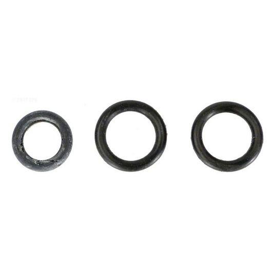 Hayward - O-Ring, Relief Valve Stem Set of 3 - 324608