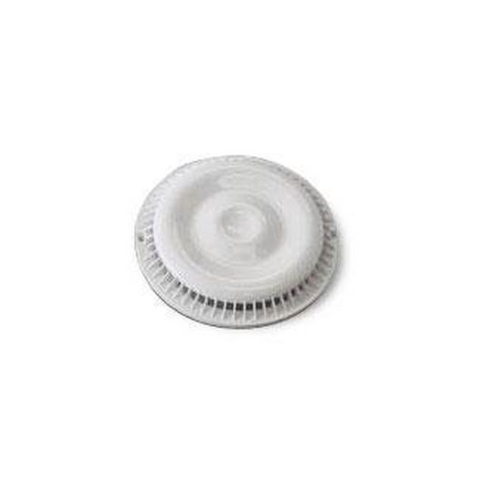 Industries 7.875in. Dia. Cover, F/Abf 51/64 ANSI Ok, White