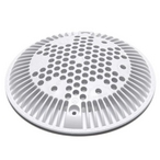 Outlet Suction Cover ANSI Ok, White