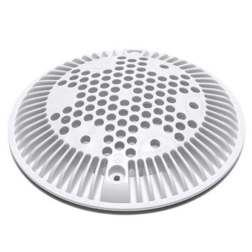 Hayward - Outlet Suction Cover ANSI Ok, White
