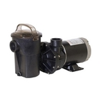 W3SP1580 - Power-Flo LX Series 1HP Vertical Above Ground Pool Pump with 6' Cord - Limited Warranty