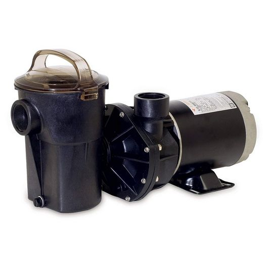 Hayward  W3SP1580X15 -1.5HP Vertical Above Ground Pool Pump with 6 Cord  Limited Warranty