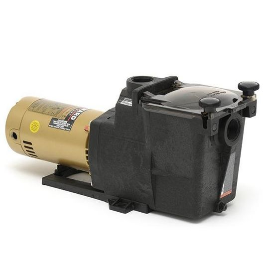 W3SP2605X7 Super Pump Single Speed 3/4HP Pool Pump, 115/230V