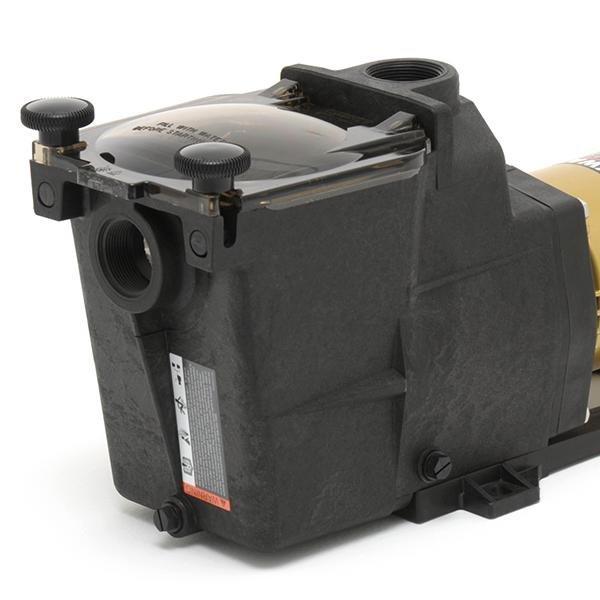 W3sp2607x15 Super Pump 1 1 2hp Single Speed Pool Pump 115 230v