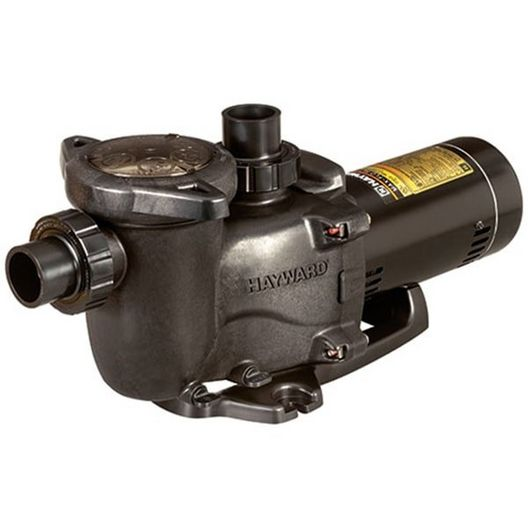 Hayward  W3SP2307X10  1HP Single Speed Pool Pump  Limited Warranty