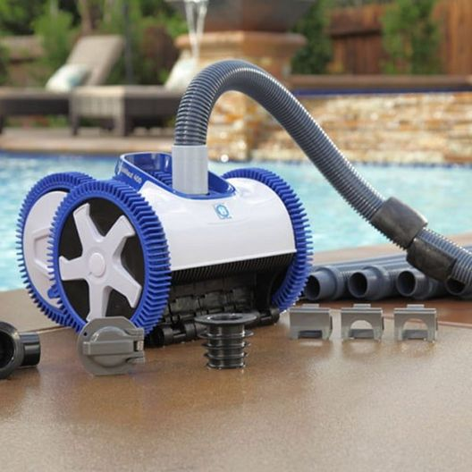 Hayward - W3PHS41CST Aquanaut 400 Suction Side Pool Cleaner, 4WD - 340072