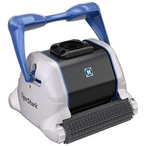 W3RC9990CUB - TigerShark QC Robotic Pool Cleaner with Quick Clean Technology- Limited Warranty