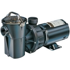 W3SP1750 PowerFlo II 1/2HP Above-Ground Pool Pump, 115V