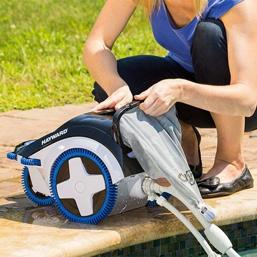 Hayward - W3TVP500C - Pressure Side Automatic Pool Cleaner - Limited Warranty - 340090