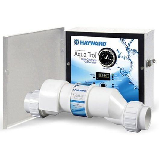 Hayward  W3AQ-TROL-HP  Complete Salt System for Above Ground Pools Limited Warranty