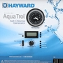 W3AQ-TROL-RJ AquaTrol Complete Salt System for Above Ground Pools Return Jet Mounting