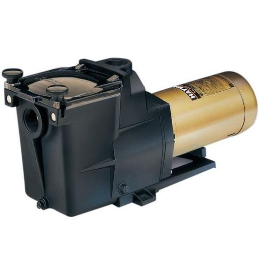 Hayward  W3SP2621X25  2-1/2HP Single Speed Pool Pump 230V  Limited Warranty