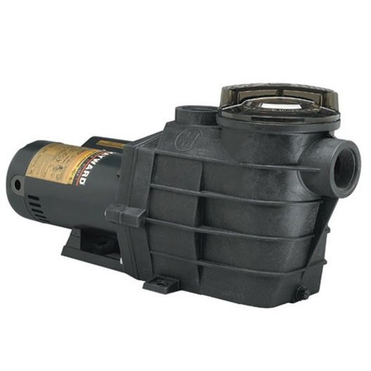 W3SP3010X15AZ Super II Up-Rated Single Speed 1-1/2HP Pool Pump, 115V/230V