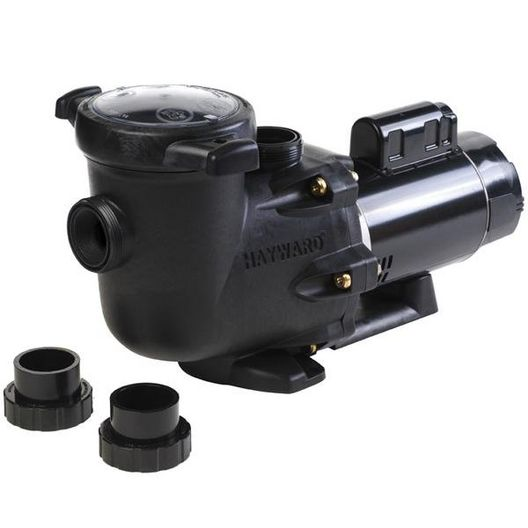 Hayward - W3SP3210X15 -  Single Speed 1-1/2HP Pool Pump, 115V/230V - Limited Warranty - 340131