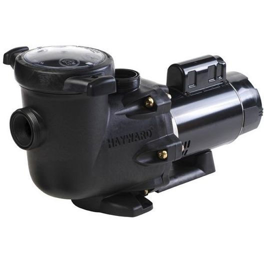 W3SP3215X20 - TriStar Single Speed Up-Rated 2HP Pool Pump, 115V/230V - Limited Warranty