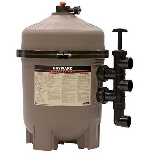 Hayward - W3DE4820 - 48 Sq Ft D.E. In Ground Pool Filter - Limited Warranty - 342054