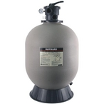 "W3S244T Pro Series 24"" Sand Filter with 1-1/2"" Top Mount Multiport Valve"