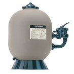 """W3S310S - Pro Series Side Mount Sand 30"""" Tank In Ground Pool Filter- Limited Warranty"""