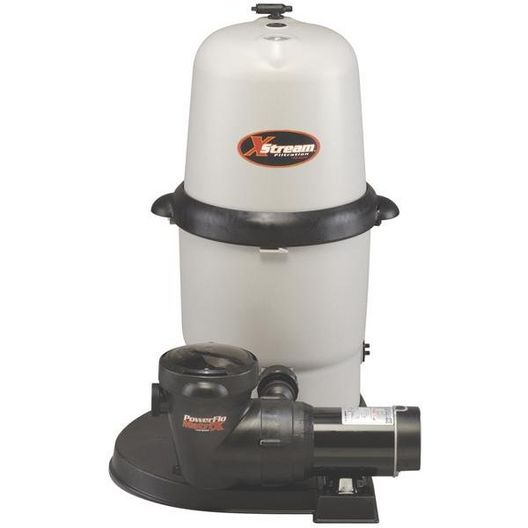 W3CC15093S - Cartridge Filter 150 sq ft. with 1.5HP Pump Combo - Limited Warranty