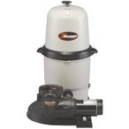 W3CC15093S - X-Stream Cartridge Filter 150 sq ft. with 1.5HP PowerFlo Matrix Pump Combo- Limited Warranty