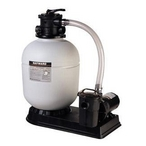 W3S180T92S Pro Series Above Ground Sand Filter and 1HP Power-Flo Matrix Pump