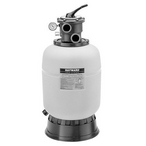 Hayward  W3S166T1580S  Top-Mount Sand Filter and 1HP Pump Limited Warranty