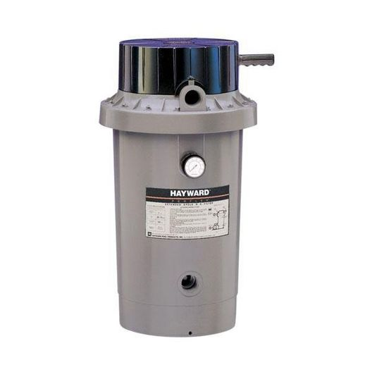 Hayward - W3EC65A - D.E. Pool Filter, 27 Sq Ft - Limited Warranty - 342241