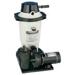 W3EC50C93S - Perflex DE Filter 25 sq ft with 1-1/2HP PowerFlo Matrix Pump Combo- Limited Warranty