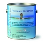 Type A Chlorinated Rubber Pool Paint, 1 Gallon, Dark Blue