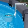 28000 Deluxe Wall Mount Surface Skimmer for Above Ground Pools