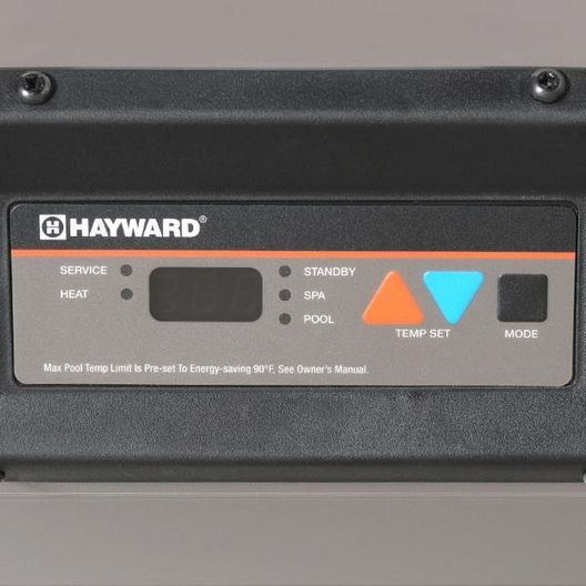 Hayward - W3H400FDP - 400K BTU, Propane Gas, Pool & Spa Heater - Limited Warranty - 350034
