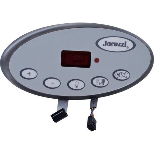 Jacuzzi - J-300 LED Topside Control, 5 Buttons - 358350