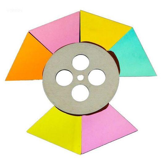 Fiberstars  Color Wheel 2008 S.R Smith